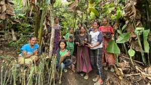 Libatkan 196 Perempuan NTT, Program Penghijauan Hasilkan 126.449 Bibit Bambu